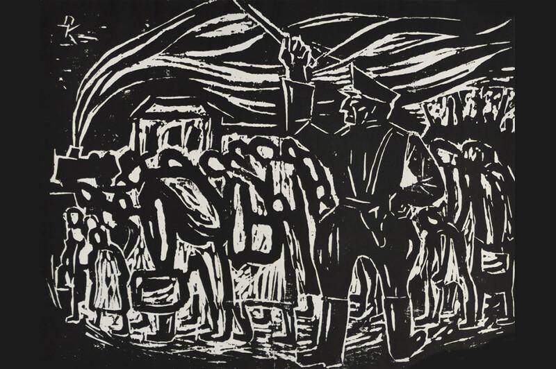 """Sonderausstellung """"Gurs 1940. Die Deportation und Ermordung von südwestdeutschen Jüdinnen und Juden"""""""