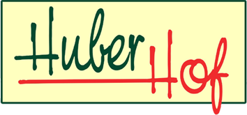 Logo: Huber-Hof: Wieder offen
