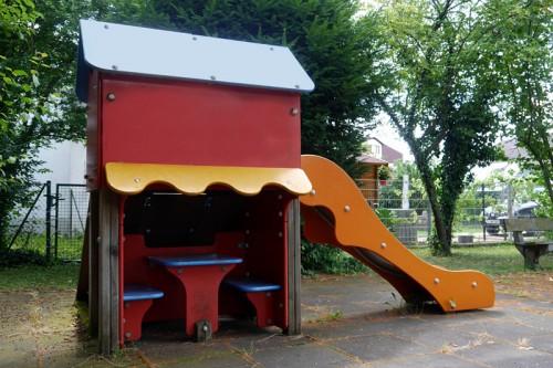 Spielplatz Stockäckerstraße