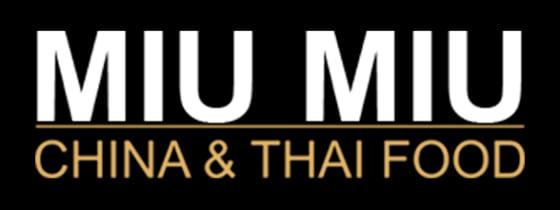Logo: MIU MIU China & Thai Food (Liefer- und Abholservice)