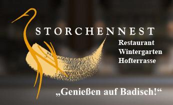Logo: Storchennest (Abholservice & Mittagstisch)