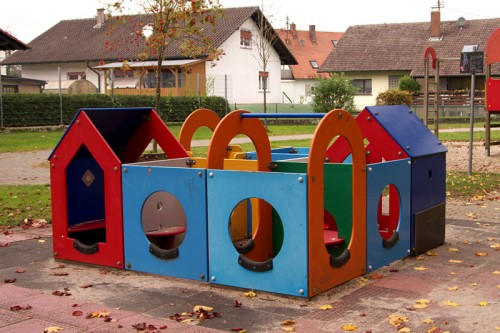 Spielplatz Waldstraße / Friedrichstraße