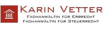 Logo: Vetter, Karin